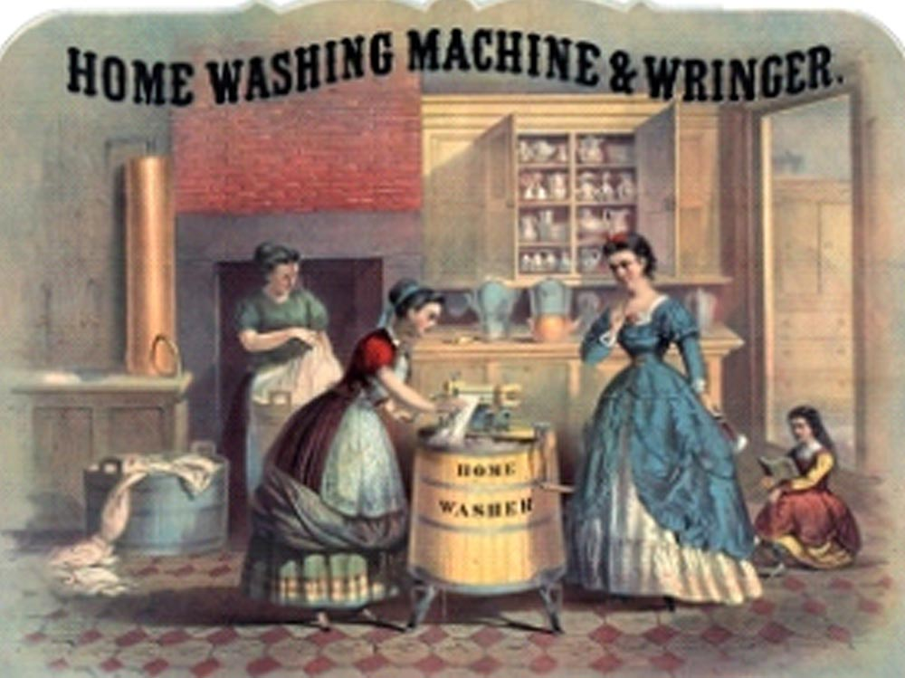 Washing MAchine Wringer Appliances