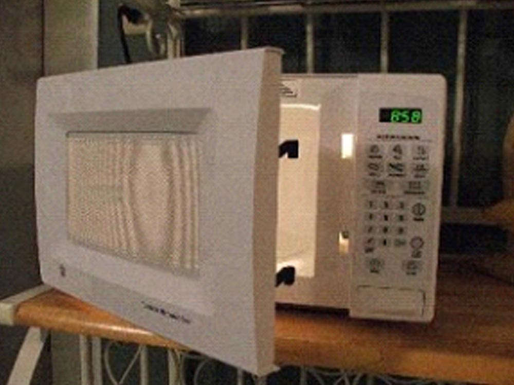 Appliance Microwave