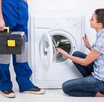 Appliance guarantee repair
